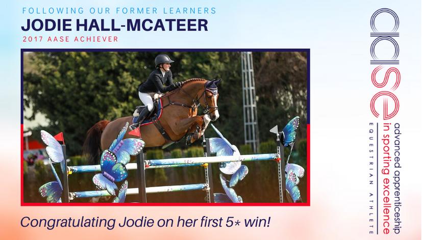 Jodie Hall-McAteer gcglobalchampions win