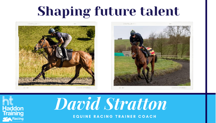 David Stratton Racing Trainer Coach