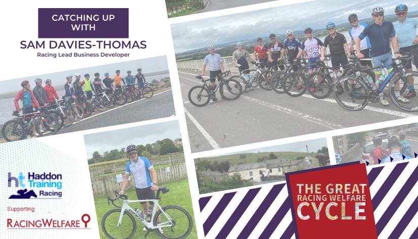 Great Racing Welfare Cycle ride